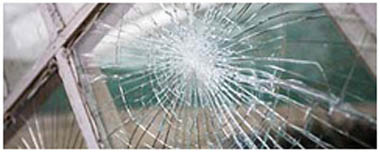 Hereford Smashed Glass